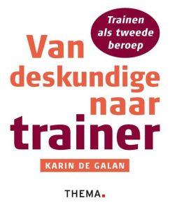 Van deskundige naar trainer. Relevante literatuur voor het trainingsvak. Goedvolk in training
