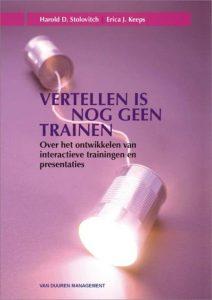 Vertellen is nog geen trainen.Relevante literatuur voor het trainingsvak. Goedvolk in training