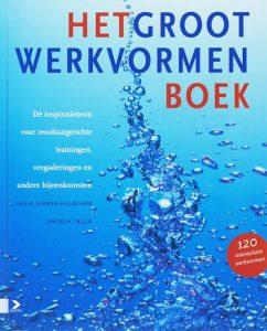 Het groot werkvormen boek. Relevante literatuur voor het traingingsvak. Goedvolk in training